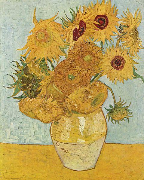 Van Gogh - Słoneczniki